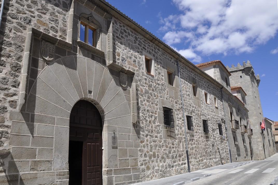 Palau de los Almarza d'Àvila