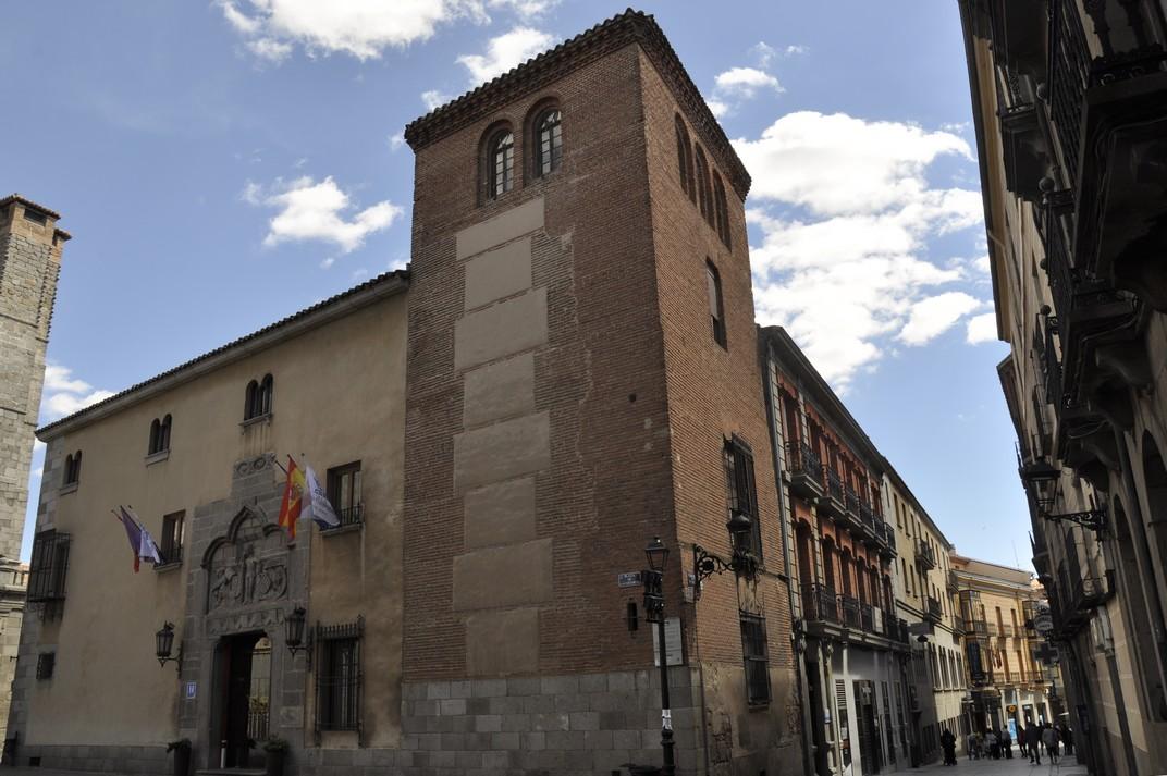 Palau de Valderrábanos d'Àvila