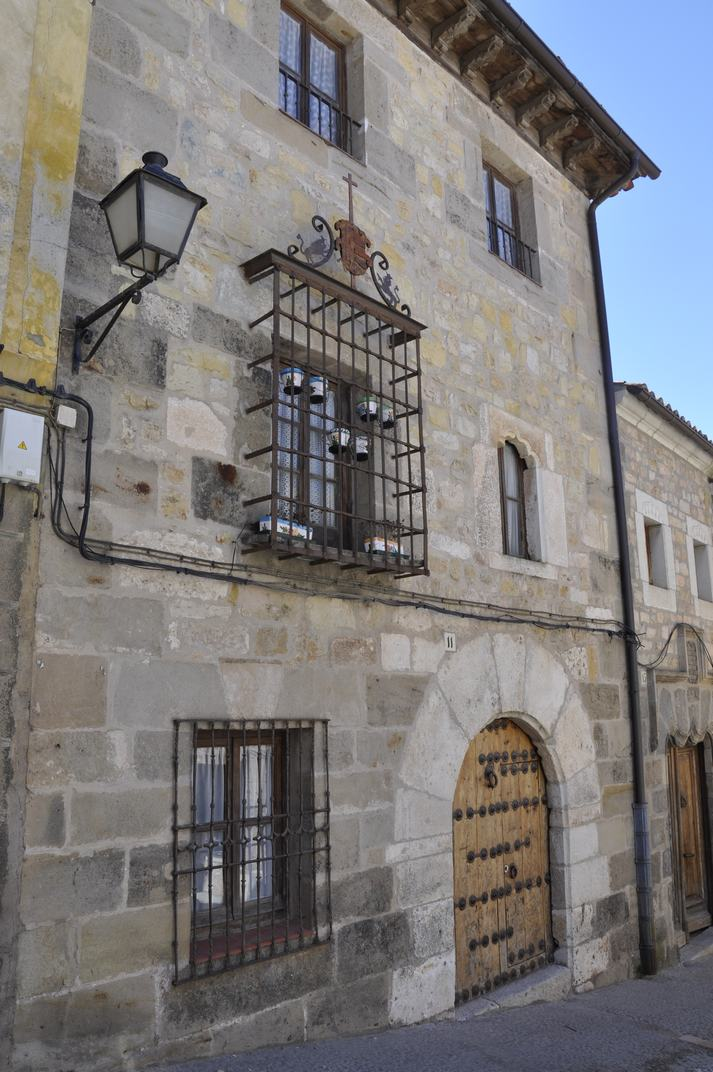 Palau del segle XVI de Sigüenza de Castella-La Manxa