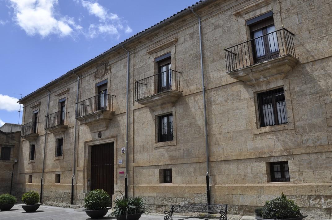 Palau Episcopal de Ciudad Rodrigo de Salamanca