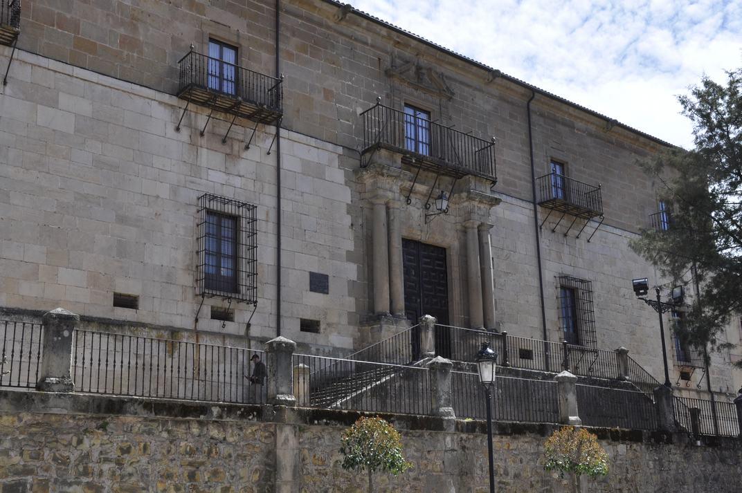Palau Episcopal de Sigüenza de Castella-La Manxa