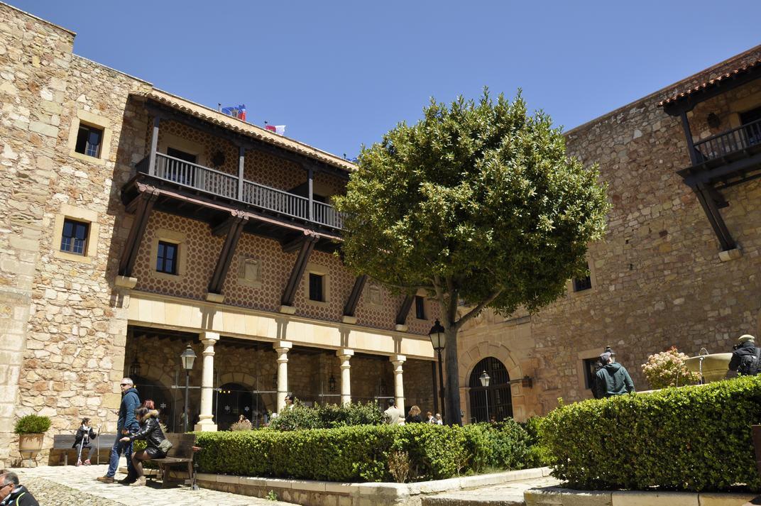 Parador Nacional de Sigüenza de Castella-La Manxa