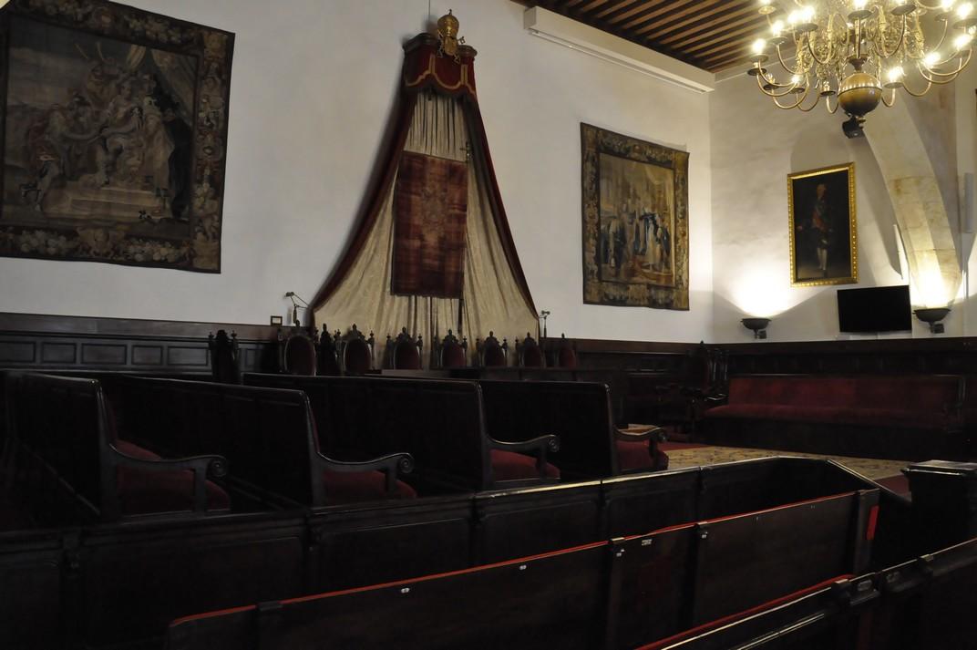 Paranimf de la Universitat de Salamanca