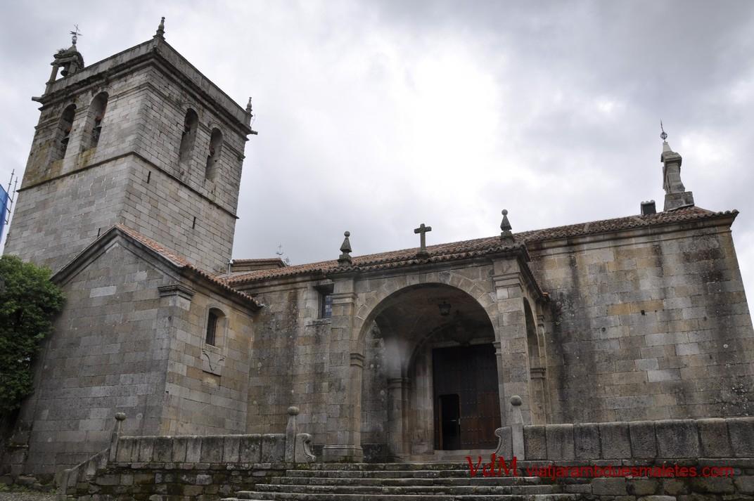 Parròquia de Nostra Senyora de l'Assumpció de La Alberca de Salamanca