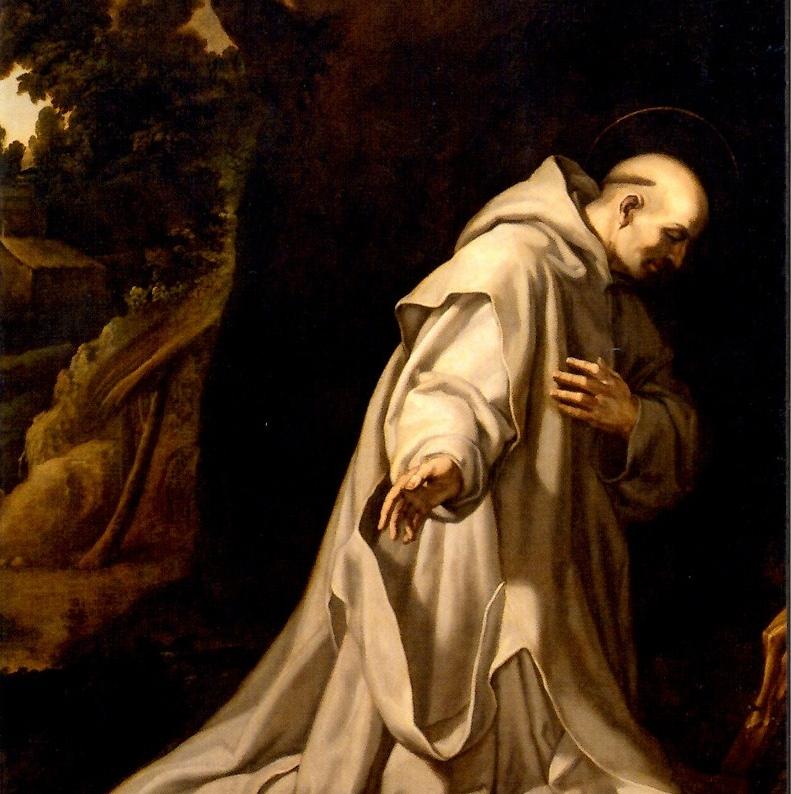 Pintures de Vicente Carducho del Monestir de Santa Maria d'El Paular de Madrid