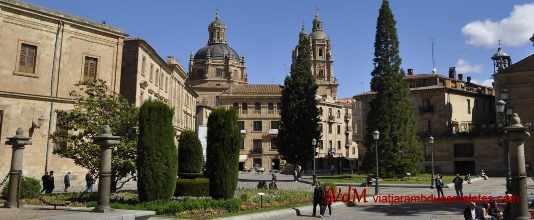 Plaça d'Anaya de la Ciutat de Salamanca