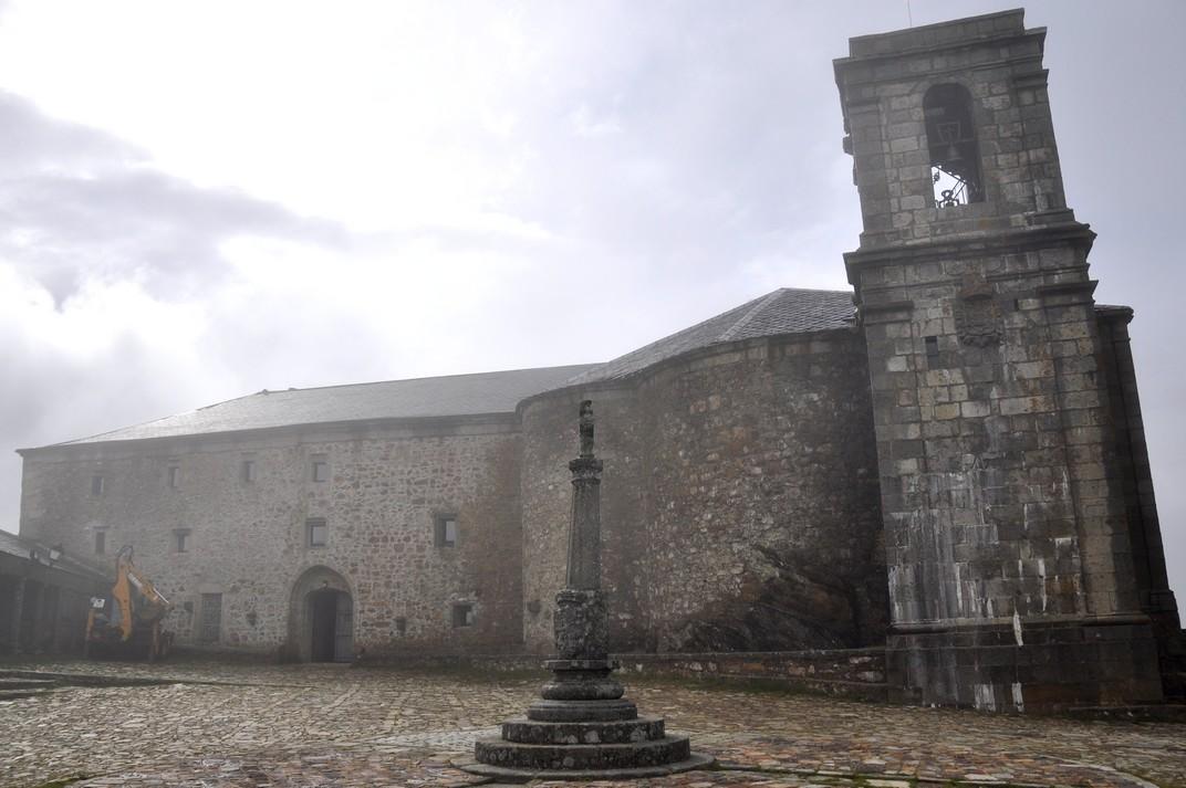 Plaça del Santuari de la Peña de Francia de Salamanca