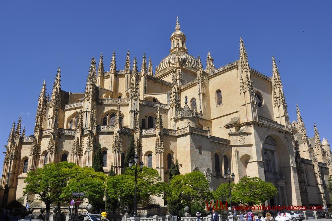 Plaça Major - Catedral de Segòvia