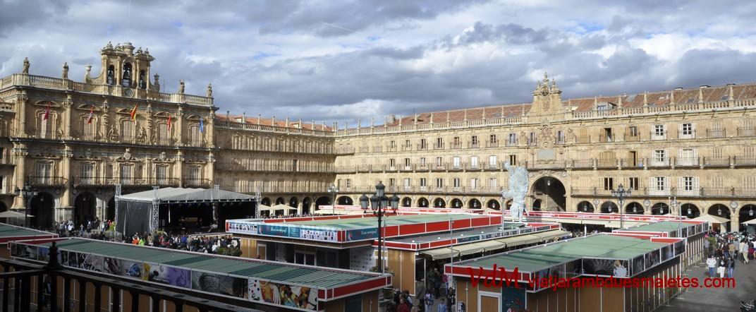 Plaça Major de la Ciutat de Salamanca