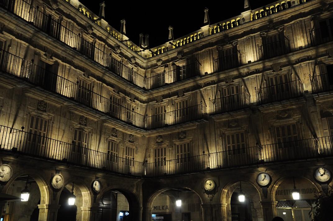 Plaça Major de Salamanca