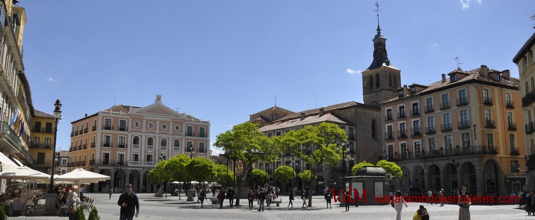 Plaça Major de Segòvia