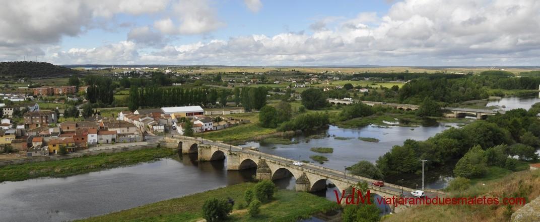 Pont Antic de Ciudad Rodrigo de Salamanca