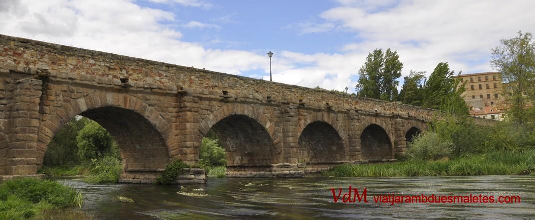 Pont Romà de la Ciutat de Salamanca