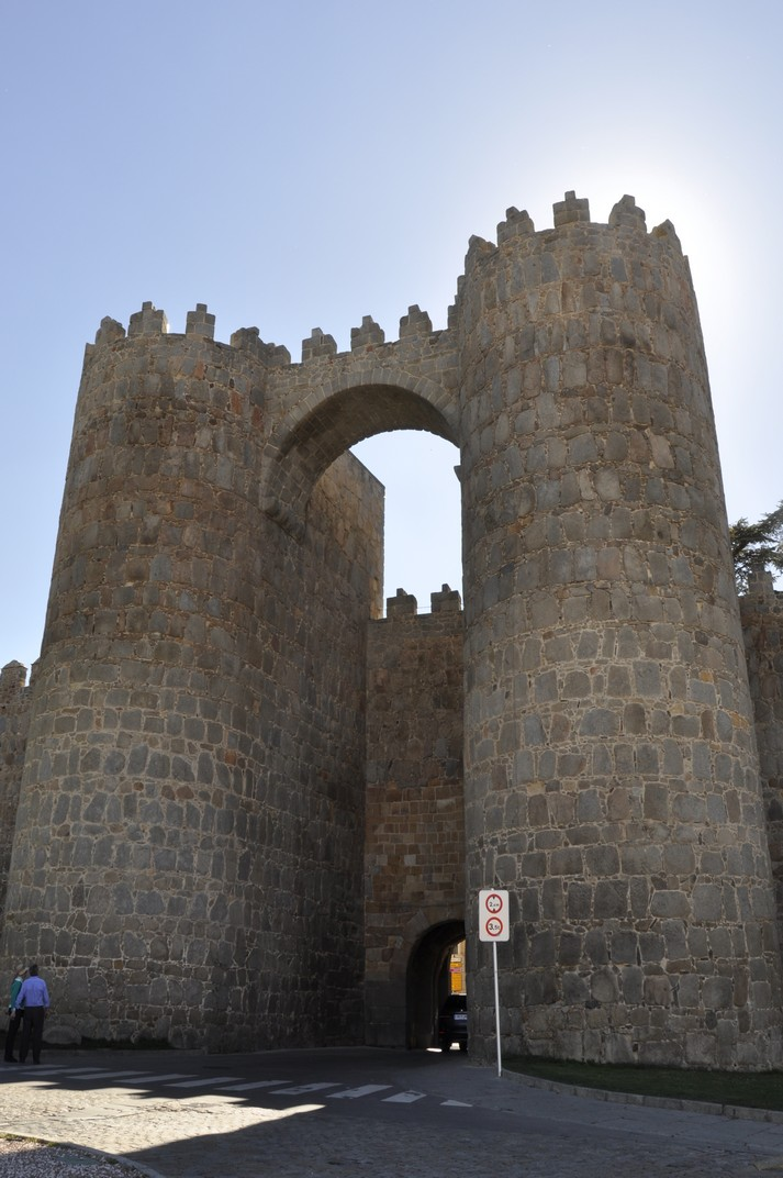 Porta de San Vicente d'Àvila