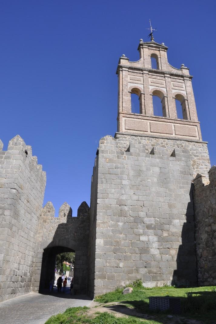 Porta del Carmen - Muralles d'Àvila