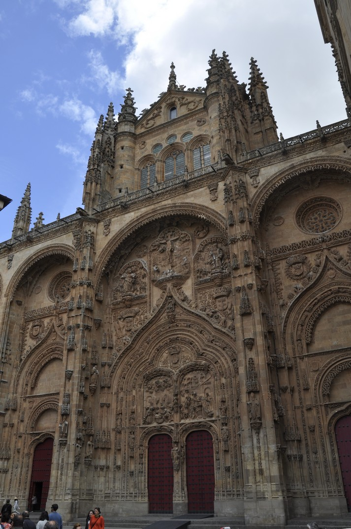 Porta del Naixement de la Catedral de Salamanca