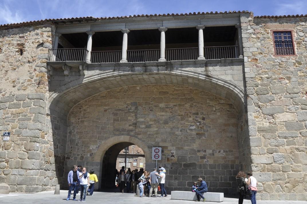Porta del Rastro d'Àvila