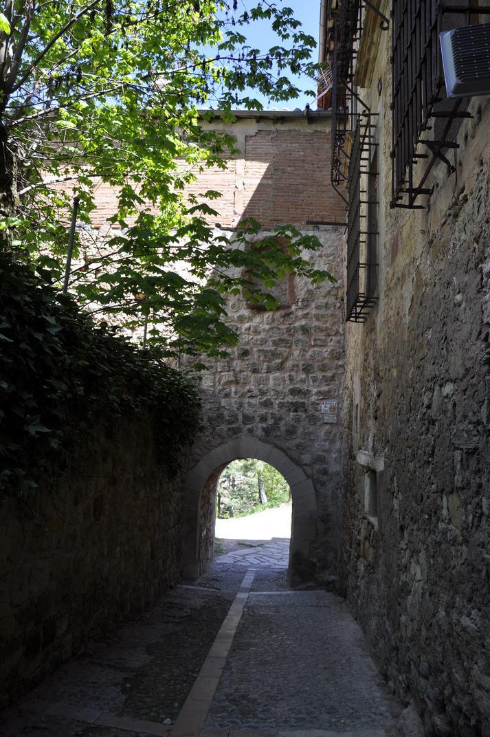 Porta del Sol de Sigüenza de Castella-La Manxa