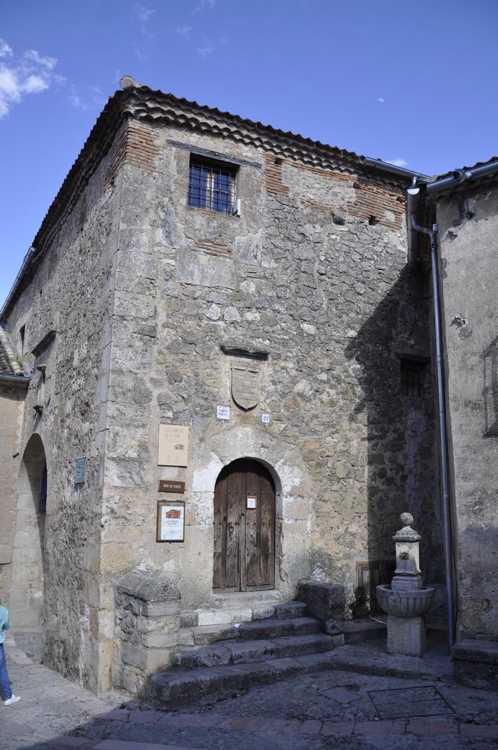 Presó de la Vila de Pedraza de Segòvia