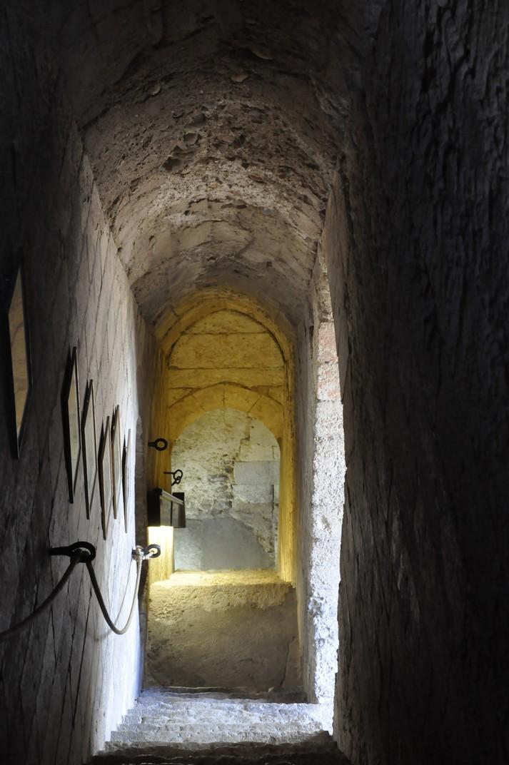 Pujada a la Torre de l'Homenatge del Castell d'Enric II de Ciudad Rodrigo de Salamanca
