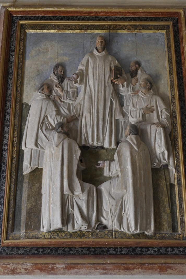 Quadre de Sant Bru del Monestir de Santa Maria d'El Paular