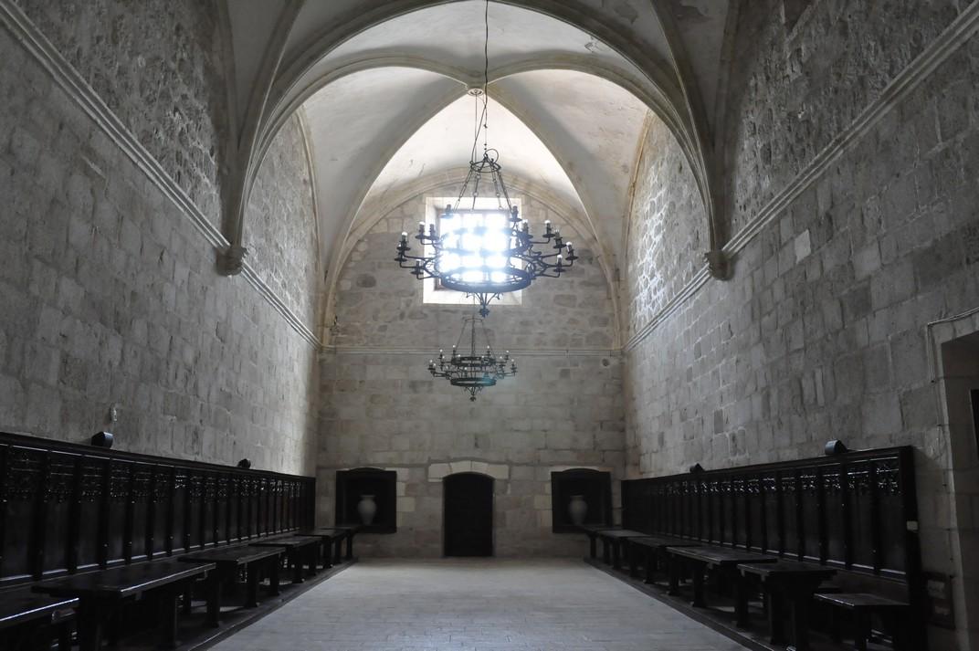 Refectori del Monestir de Santa Maria d'El Paular de Madrid