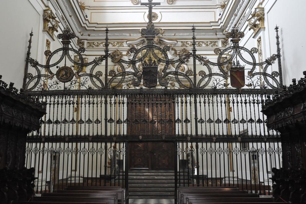 Reixa del Monestir de Santa Maria d'El Paular de Madrid