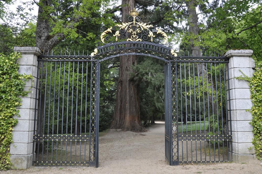 Reixa d'El Potosí del Palau de la Granja de Segòvia