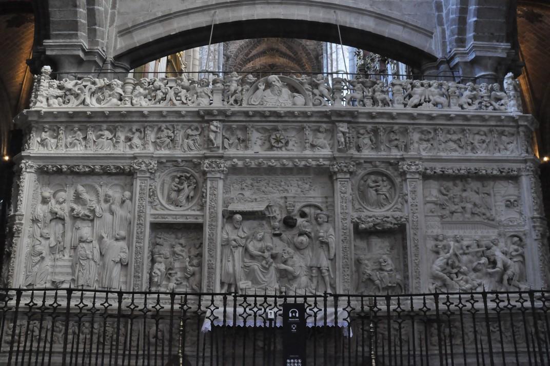 Rerecor de la Catedral d'Àvila