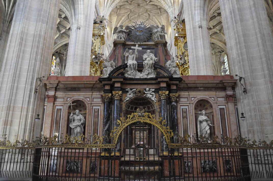Rerecor de la Catedral de Segòvia