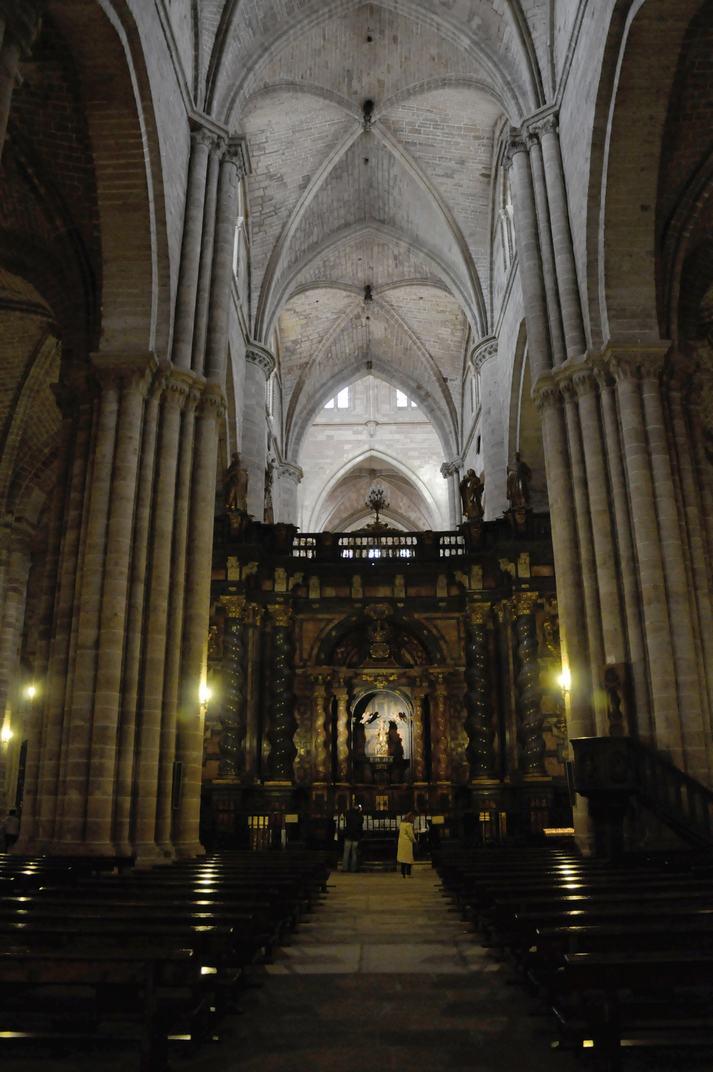 Rerecor de la Catedral de Sigüenza de Castella - La Manxa