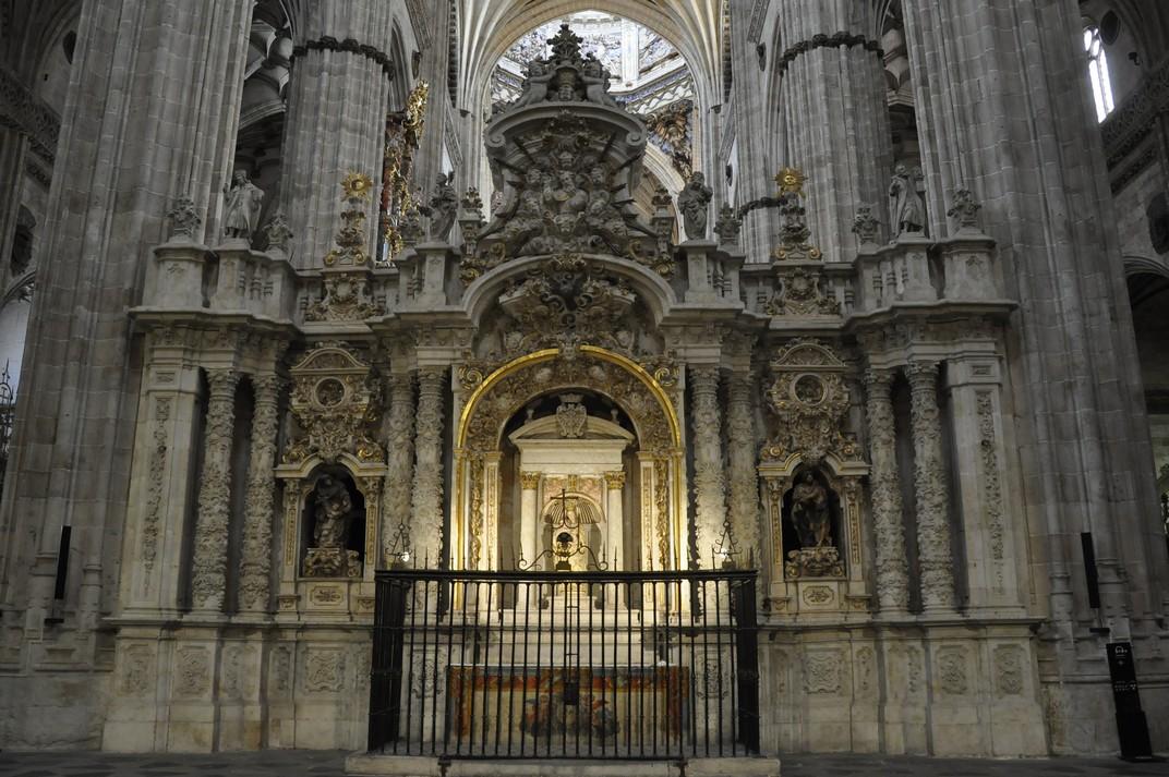 Rerecor de la Catedral Nova de Salamanca