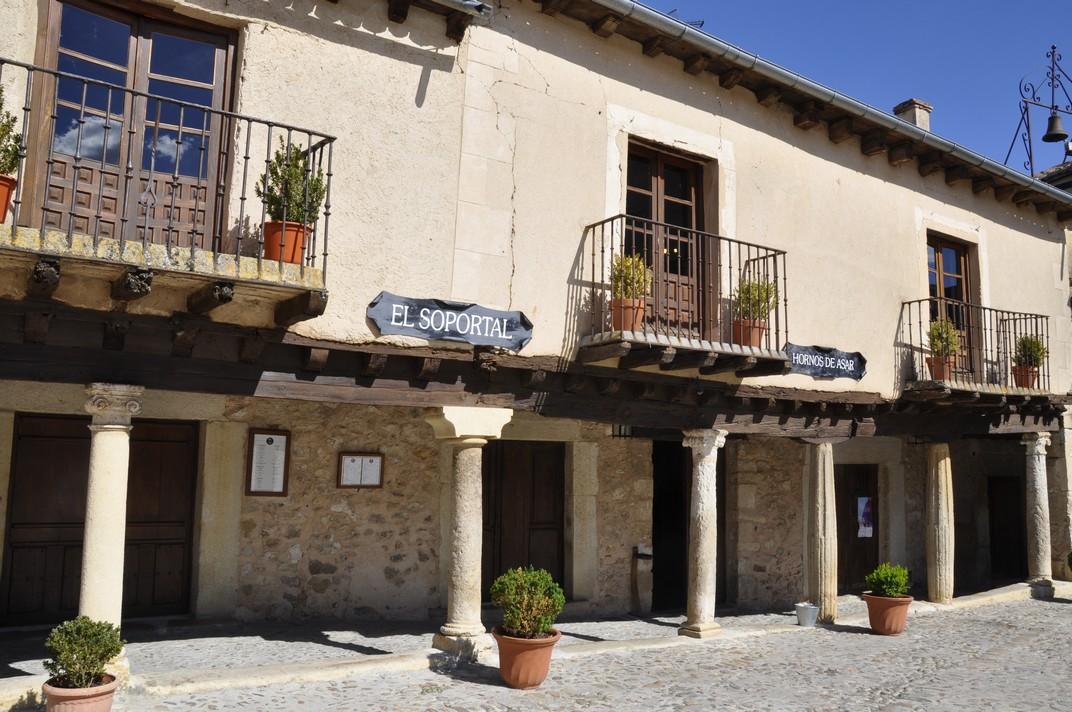 Restaurant de Pedraza de Segòvia