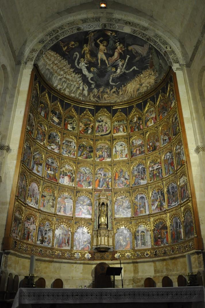 Retaule Major de la Catedral Vella de Salamanca