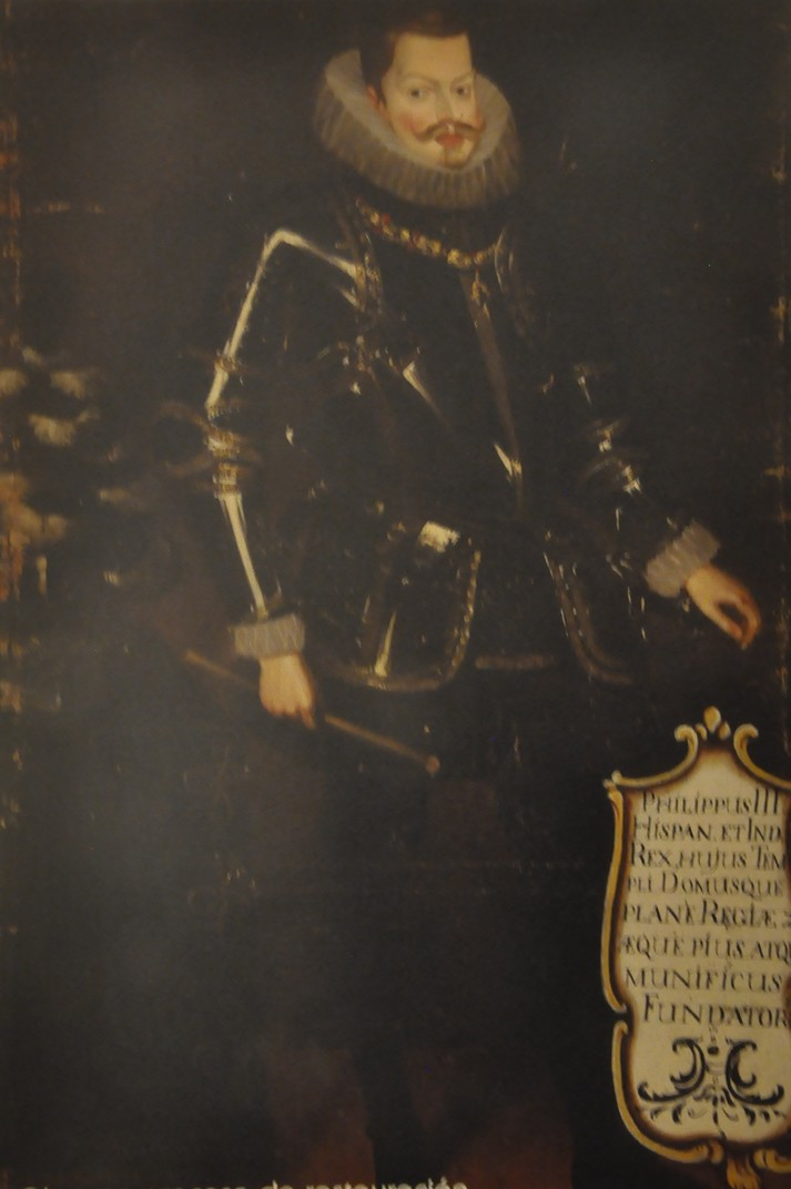 Retrat de Felip III de la Clerecia de Salamanca