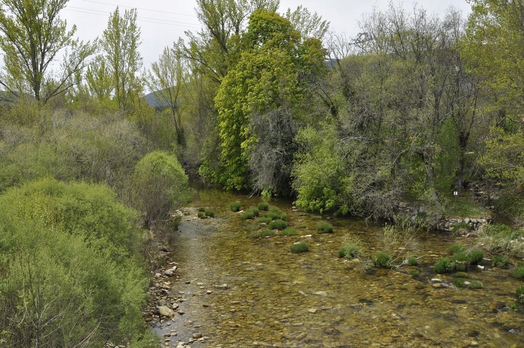 Riu Lozoya - Monestir de Santa Maria d'El Paular de Madrid
