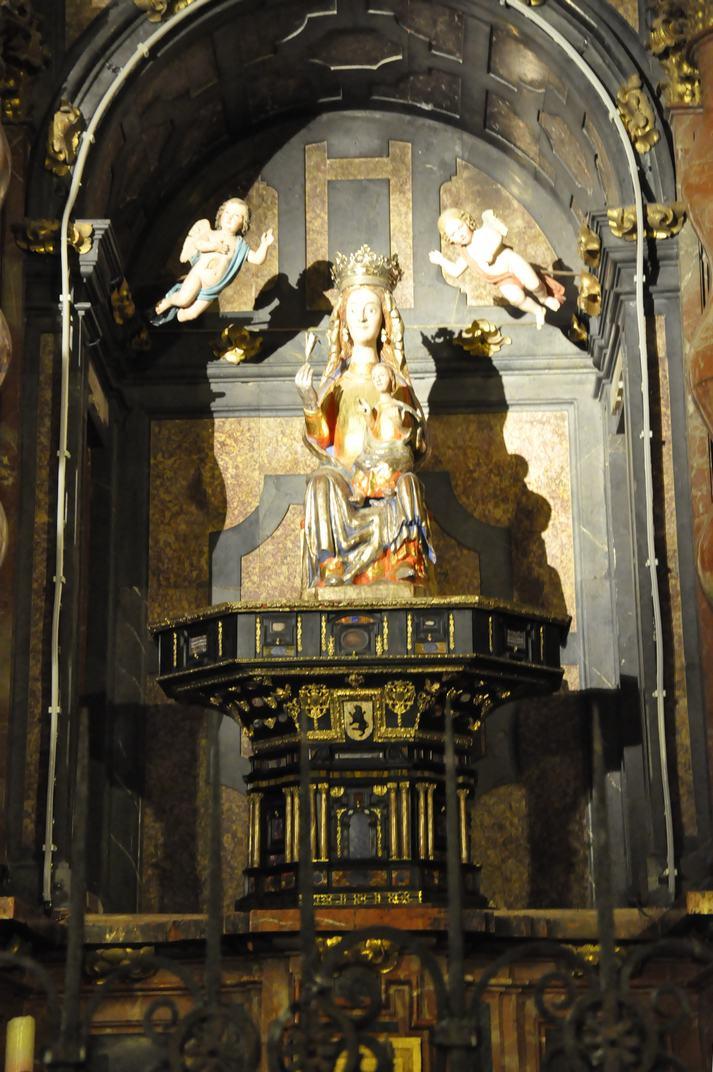 Santa Maria la Major de la Catedral de Sigüenza de Castella - La Manxa