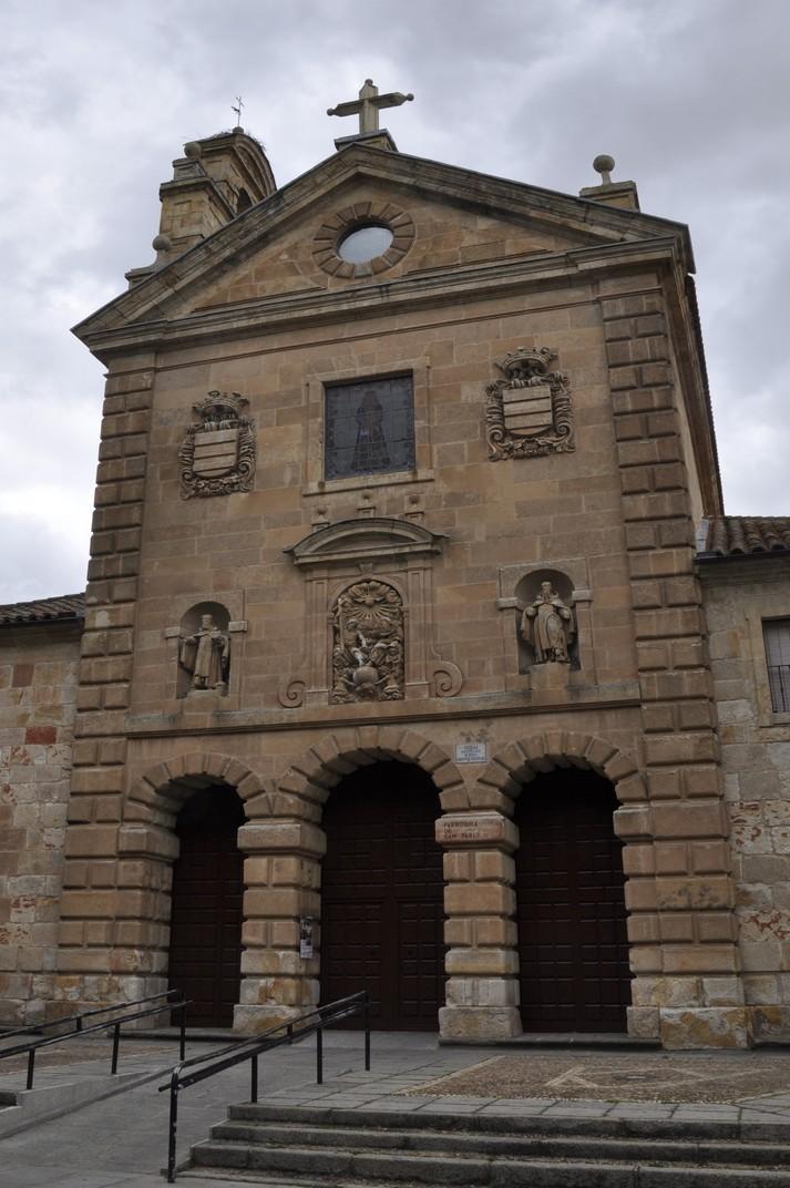 Santíssima Trinitat - Sant Pau de Salamanca