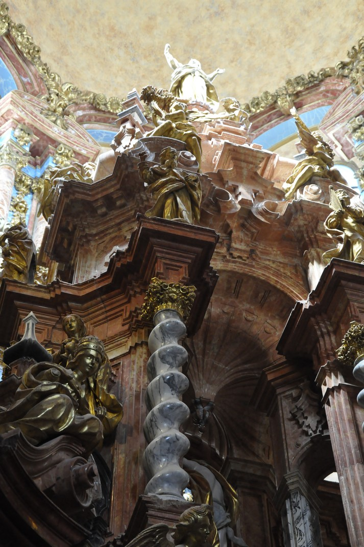 Tabernacle del Monestir de Santa Maria d'El Paular de Madrid