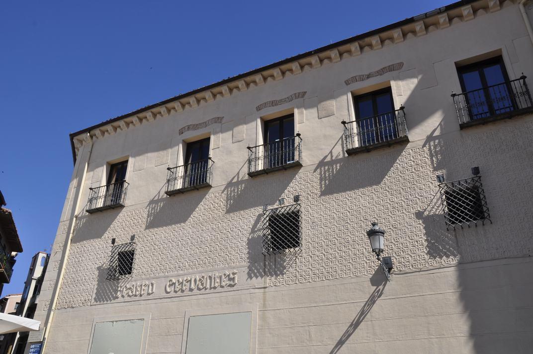 Teatre Cervantes de Segòvia