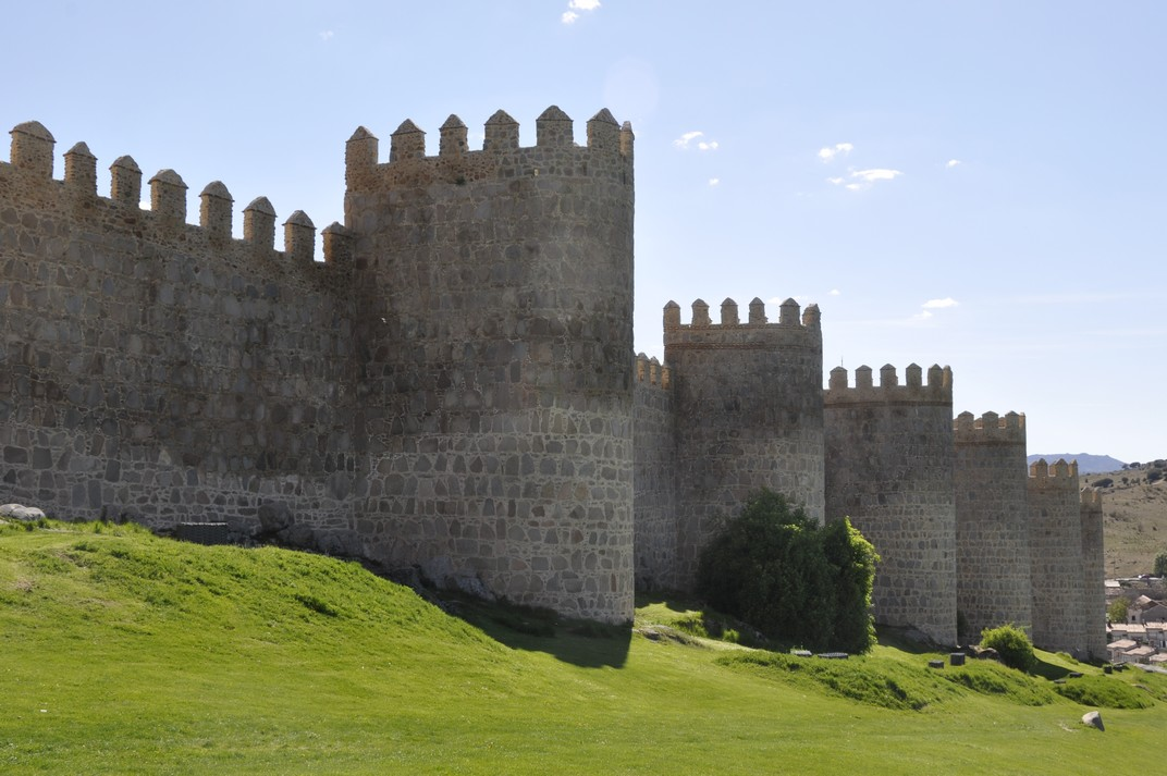 Teso del Carme-Muralles d'Àvila-2