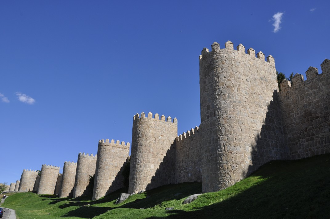 Teso del Carme-Muralles d'Àvila