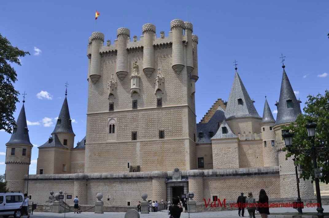 orre de Joan II de l'Alcàsser de Segòvia
