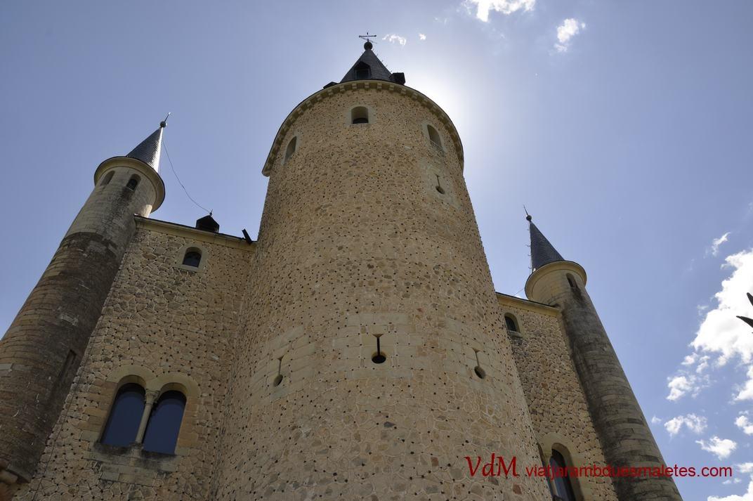 Torre de l'Homenatge de l'Alcàsser de Segòvia
