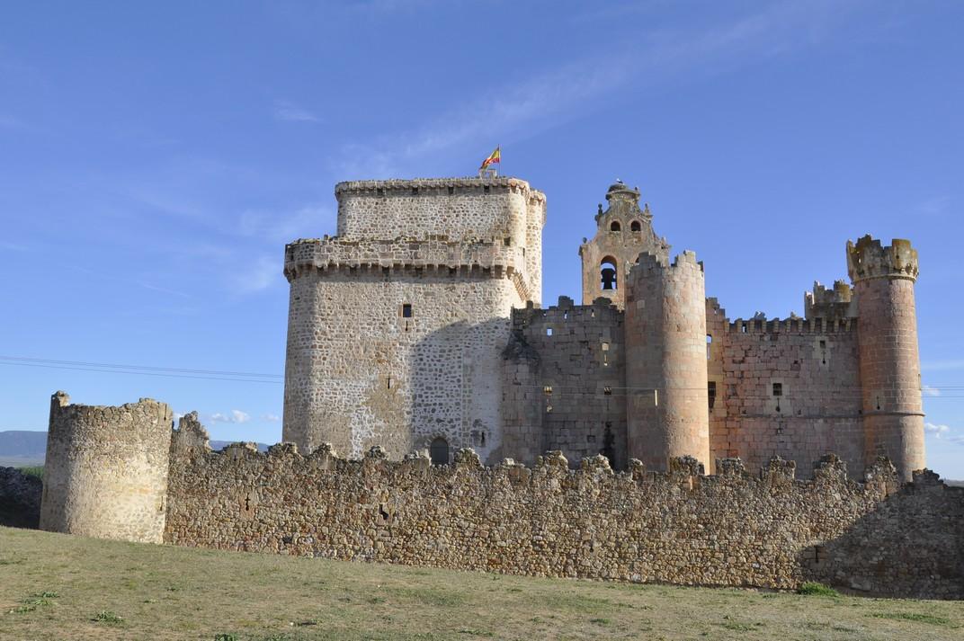 Torre de l'Homenatge del Castell dels Bisbes de Turégano de Segòvia