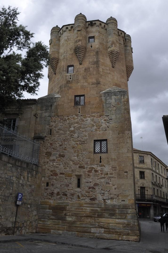 Torre del Clavero de Salamanca
