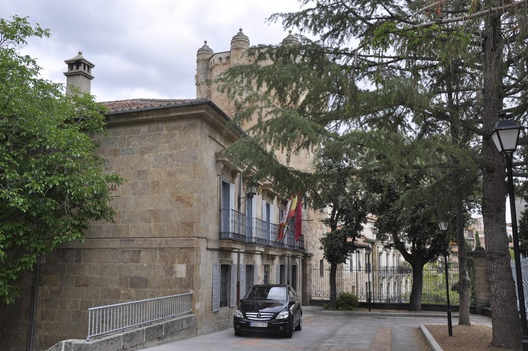 Torre del Clavero - Plaça Colom de Salamanca