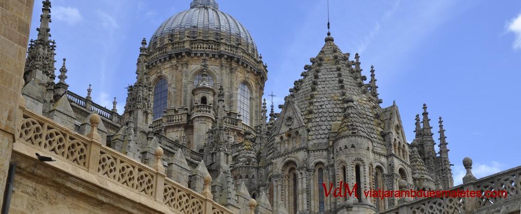 Torre del Gall de la Catedral de la Ciutat de Salamanca