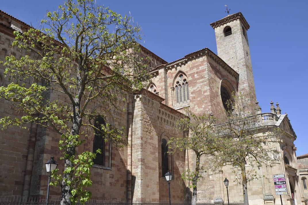 Torre del Gall de la Catedral de Sigüenza de Castella-La Manxa