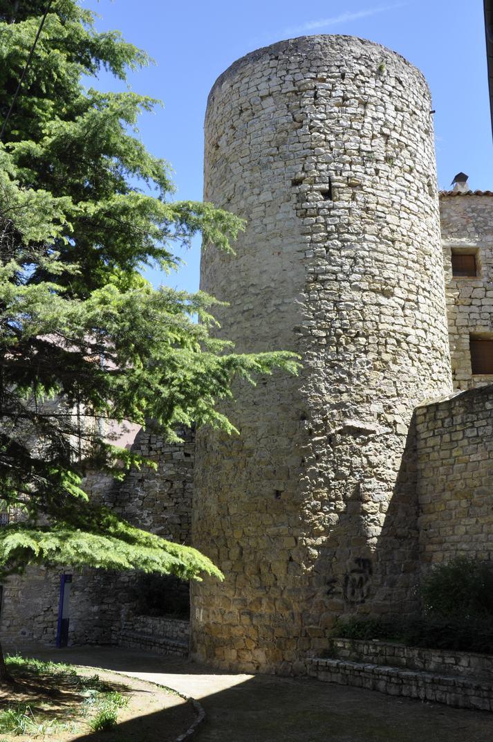 Torre del segle XVI de Sigüenza de Castella-La Manxa
